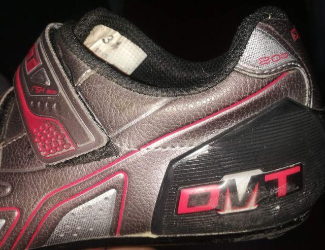 zapatillas para niño de bicicleta de carretera