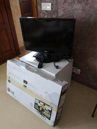 Televisión LG 26LE5500