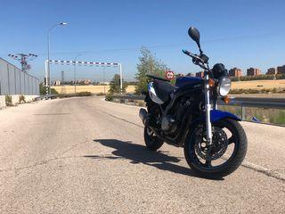 Moto suzuki gs 500 A2