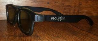 Gafas Real 3D para televisores 3D (Más Imagen y Sonido en mí perfil
