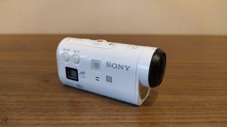 Cámara acción vídeo SONY HDR-AZ1VR