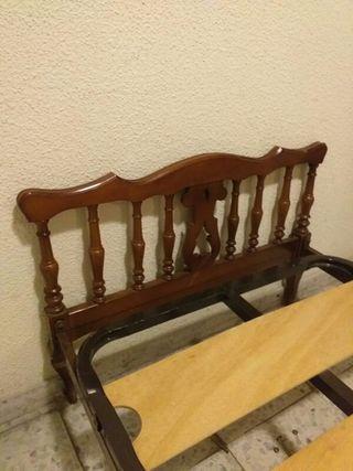cama rustica