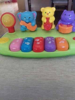 piano bebes