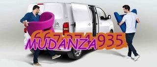 Mudanzas, Portes y Minimudanzas Low Cost LLAMA YA!