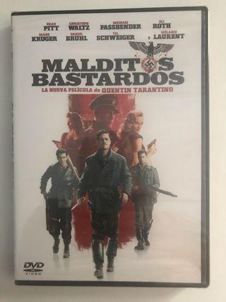 Malditos Bastardos - DVD