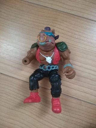 Bebop figura tortuga ninja 1988