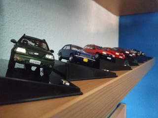 coches miniaturas 1:43