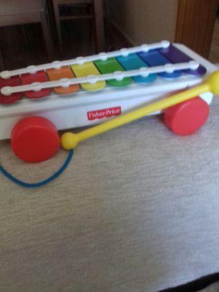 tren musical
