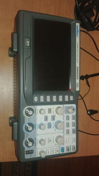 Osciloscopio Metrix DOX2025
