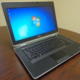PORTATIL DELL 6430 I5 POTENTE Y DURADERO