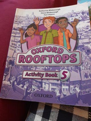 Libro de Inglés para 5 de primaria,