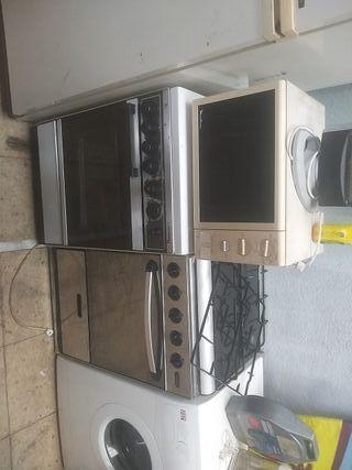 microondas + horno