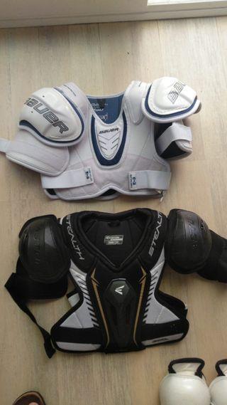 equipación hockey sobre patines - niño/a
