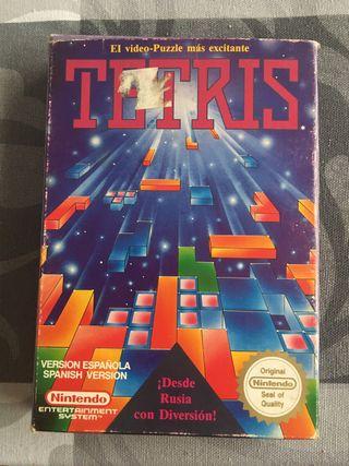 Videojuego para Nintendo: Tetris