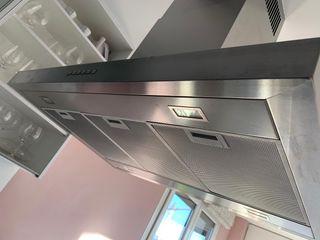 Campana cocina extractora 90cms