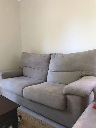 Conjunto 2 sofas