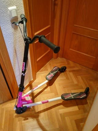 Patinete doble Trywil (decathlon)