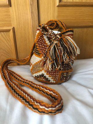Bolso Wayuu pequeño