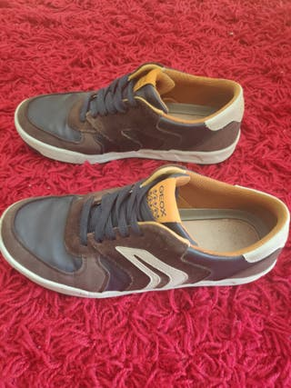 Zapatillas GEOX piel