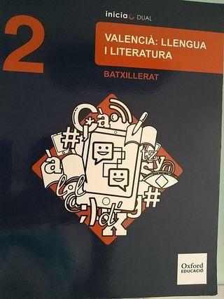 Valencià: Llengua i Literatura