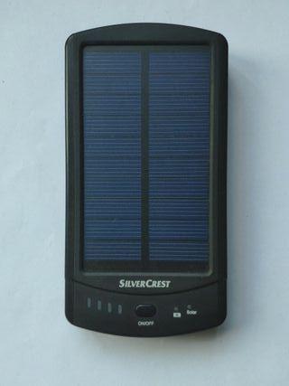 Placa Solar Portatil