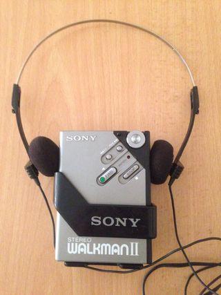 Vintage WALKMAN SONY WM-2
