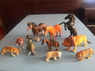 Pack animales