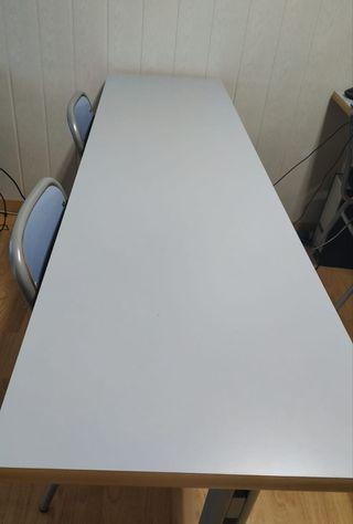 Mesa larga