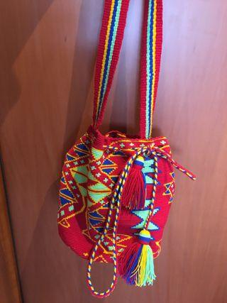 Bolso Colombiano Wayuu
