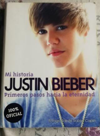 biografía Justin Bieber