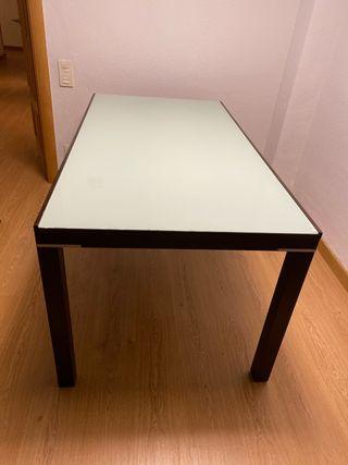 Remato!!! Mesa de comedor+mesa de centro