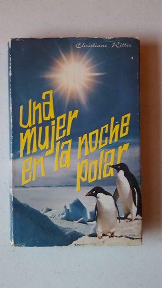 Libro Una mujer en la noche polar