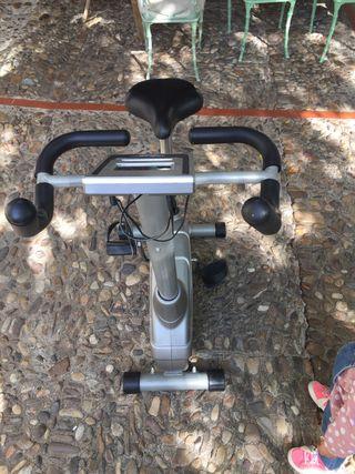 Bicicleta estática bh aloe fitness h265