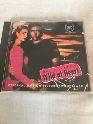 CD wild at heart banda sonora