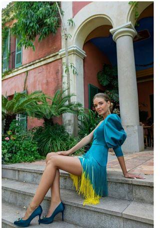 Vestido Karina Silvia Navarro