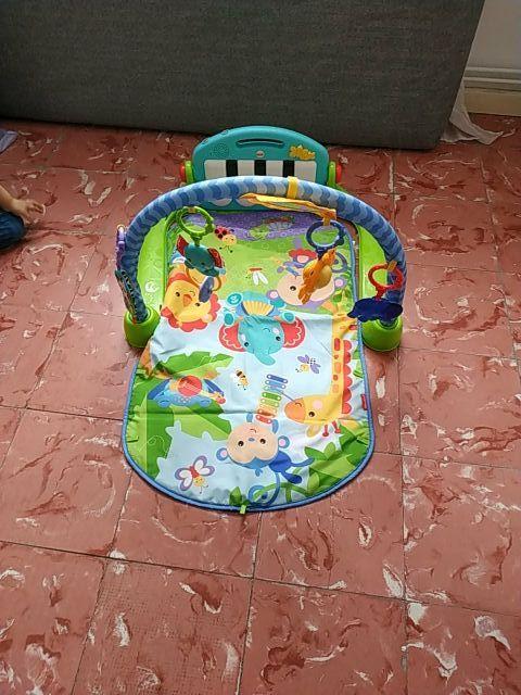 Gimnasio/piano Fisher Price para Bebé