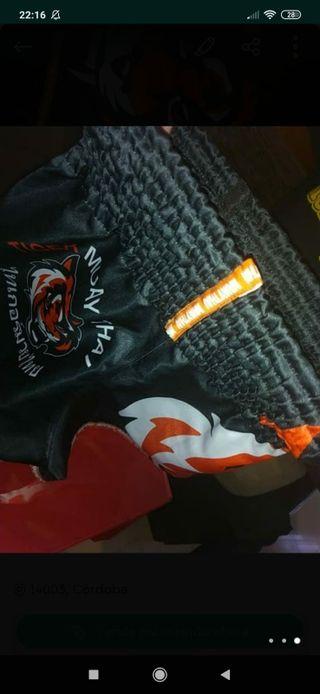 Pantalón Muay Thai, Kick Boxing, K1