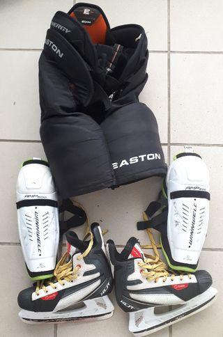 Hockey hielo niñ@