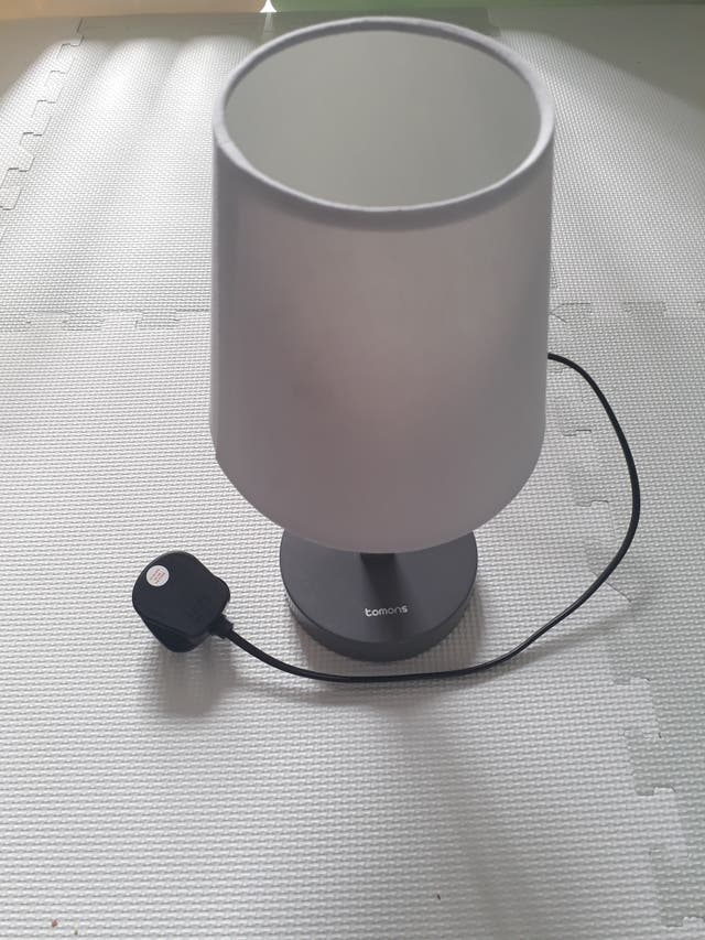 Tomons Bedside Table Lamp