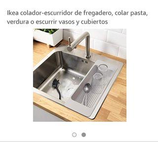Colador escurridor Ikea