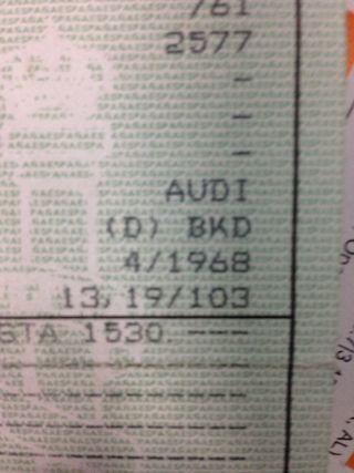 Motor bkd 2.0 140 cv despiece