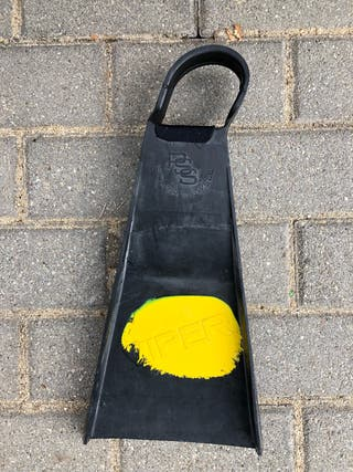 Aletas bodyboard bodysurf Viper v7 talla S