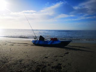 Kayak pesca o paseo