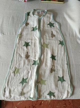 Saco de dormir de Verano para bebes de 6 a 12 mese
