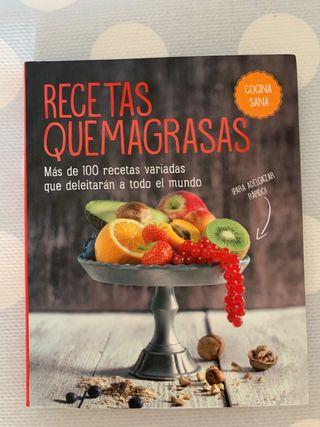 Libro de recetas quemagrasas