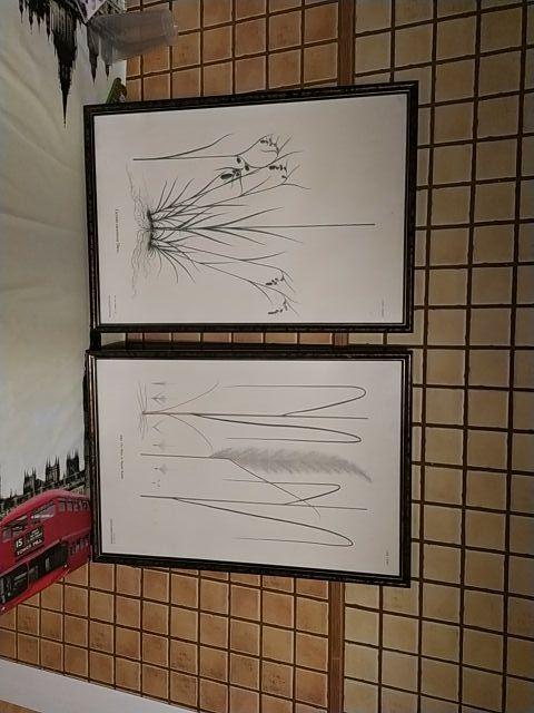2 juegos de cuadro decorativo