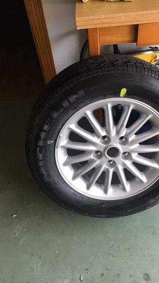 Rueda Maserati