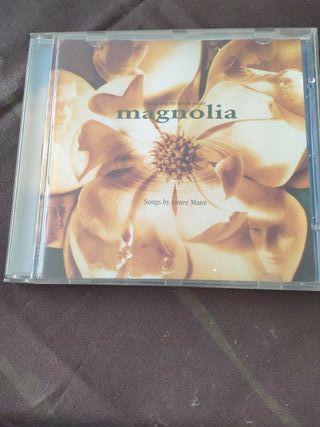 cd banda sonora del filme Magnolia