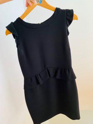 Vestido negro corto Sandro