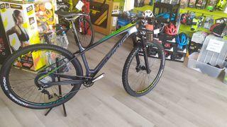 Bicicleta de Montaña SUNN S2 de carbono